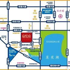 城东瑜悦府区位图