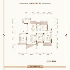 蓮花湖1號生活廣場L5戶型圖