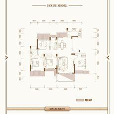 蓮花湖1號生活廣場L4戶型圖