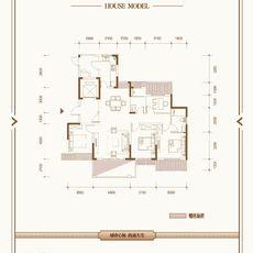 蓮花湖1號生活廣場L3戶型圖
