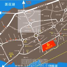 九龍廣場區位圖